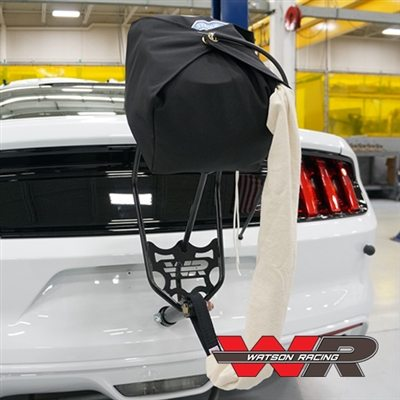 S550 MustangDrag Race Parachute Mount