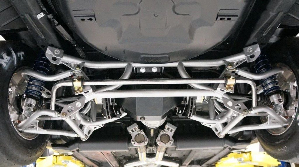 S550 Mustang Independent Rear Suspension-SVT90