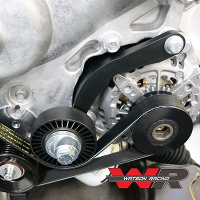Coyote Alternator Relocation Kit
