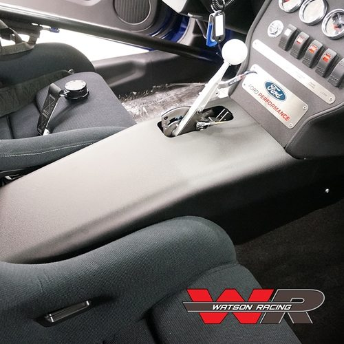 S550 Mustang Drag Race Console