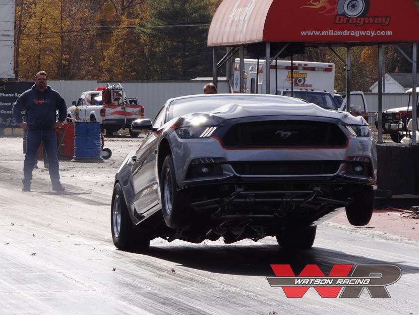 S550 Mustang IRS - Watson Racing 855 Wat Race