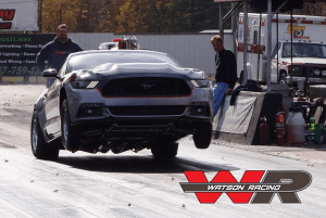 Watson Racing 8.7 Second Mustang S550 Street / Strip