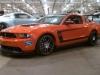 Mustang Build