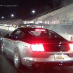 First 8 Sec 2015-Mustang