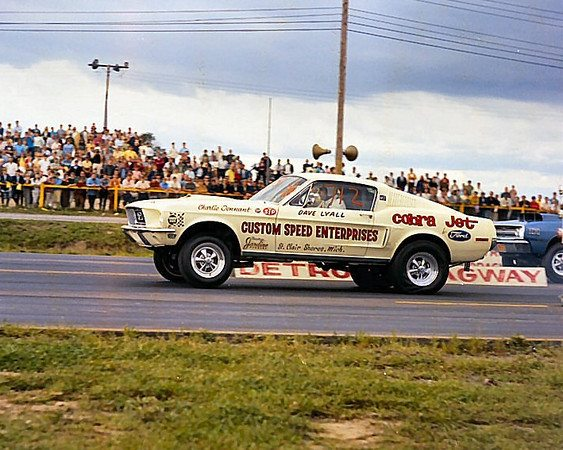 The Cobra Jet, 4 decades to dominate the dragstrip Watson Racing