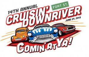 Cruisin Downriver 2013