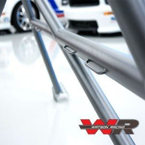 mustang cobra jet roll cage