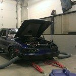 Dyno Race Car - Mustang racing parts