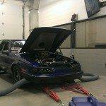 Dyno Race Car - Foxbody Mustang
