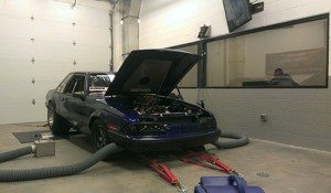 Michigan Dyno Tuning Race Car - CHASSIS DYNO TUNING