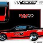 Watson Racing & Chris Holbrook