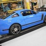 MUSTANG 2014 BOSS 302S Build - Watson Racing LC