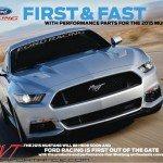 2015 Mustang S550 FRPP