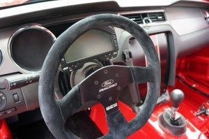 Quick Release Steering wheel