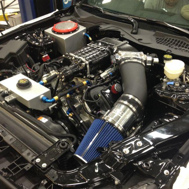 S550-Engine