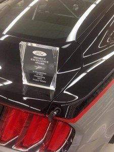 2015 Mustang Race car build