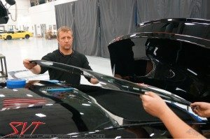 Install 2015 Mustang Racing Windows