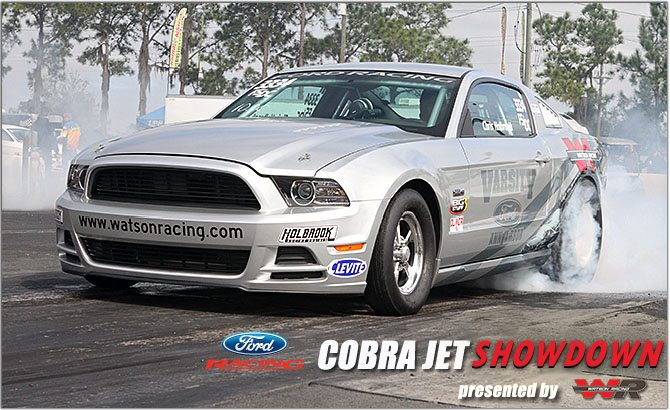 2015 Ford Racing Cobra Jet Showdown