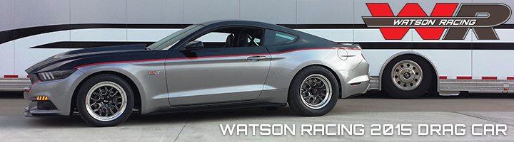 Mustang S550 Racing