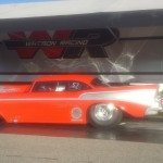 Dean Parker 1957 Chevy - Track Support