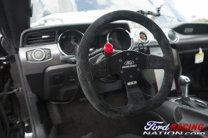 2015 Ecoboost Mustang Engine Steering Wheel