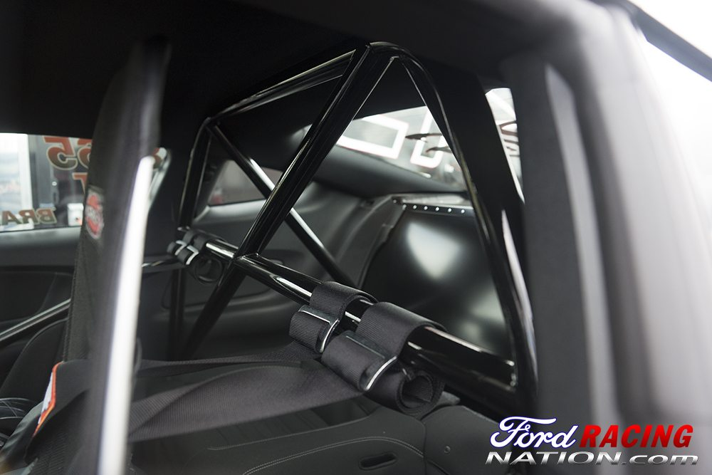 2015 Ecoboost Mustang Roll Cage