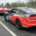 Brad Gusler, 2015 Mustang S550