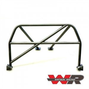 4-Point Mustang Bolt-In Roll Bar