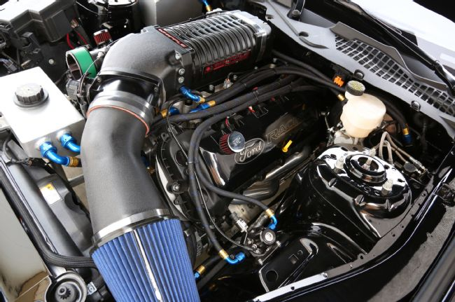 2015 Ford Mustang S550 Whipple Supercharger