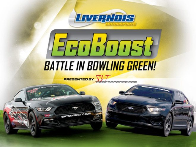 Fastest EcoBoost Mustang