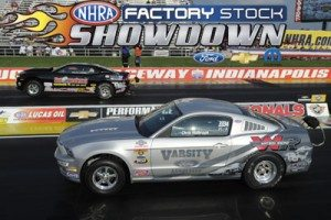 2015 NHRA Factory Stock Showdown