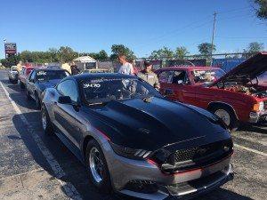 Chuck Watson 2015 Mustang