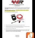 Shop Parts Installation Instructions